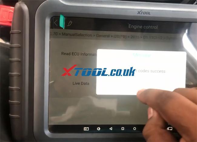 Xtool A80 Pro Hyundai I20 Pb 2016 Injector Code 15