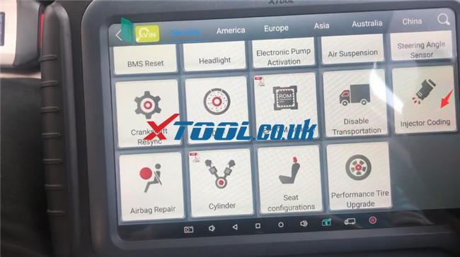 Xtool A80 Pro Hyundai I20 Pb 2016 Injector Code 4