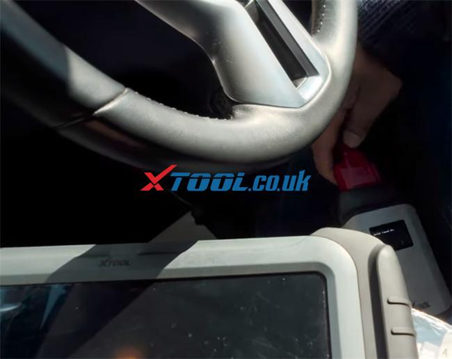Xtool A80 Pro Program 2015 Vauxhall Adam 8