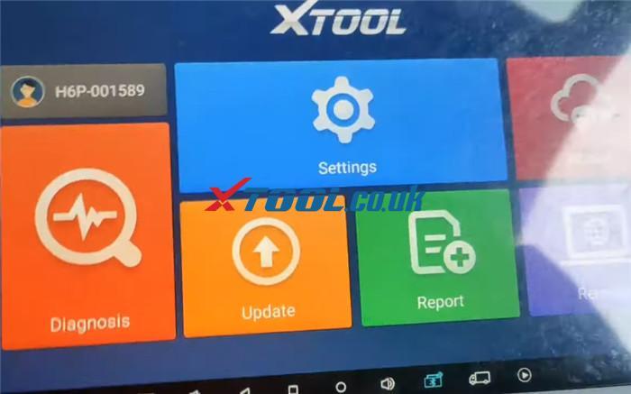 Xtool A80 Pro Reset Service Vw Jetta 2
