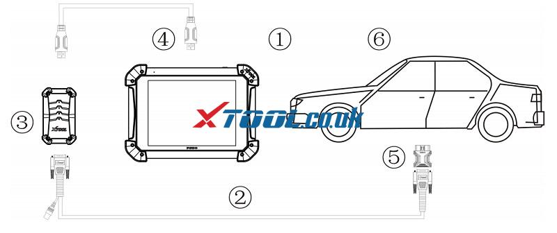 Xtool Ps90 Bluetooth Connection 01