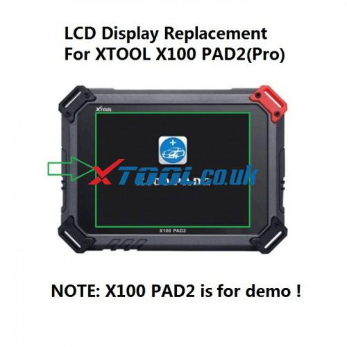Xtool X100 Pad2 Pro Lcd Touch Screen Replace 1