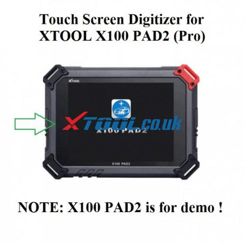 Xtool X100 Pad2 Pro Lcd Touch Screen Replace 3