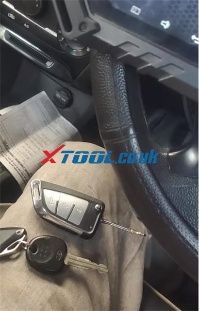 Xtool X100 Pad2 Pro Program Hyundai I20 1