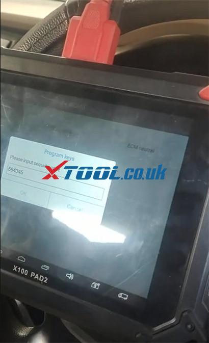 Xtool X100 Pad2 Pro Program Hyundai I20 10