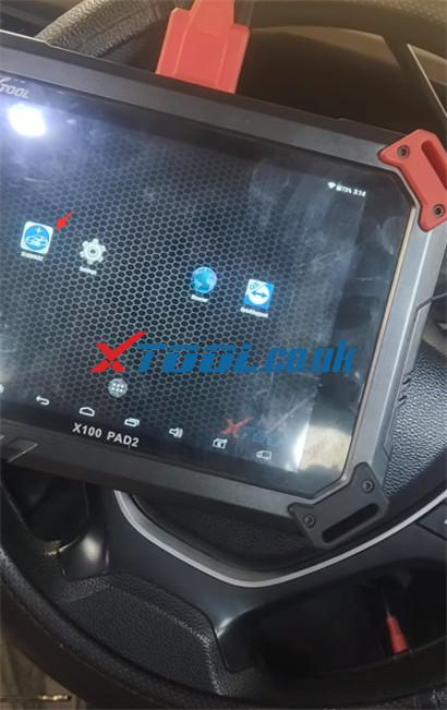 Xtool X100 Pad2 Pro Program Hyundai I20 2