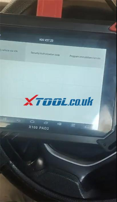 Xtool X100 Pad2 Pro Program Hyundai I20 3