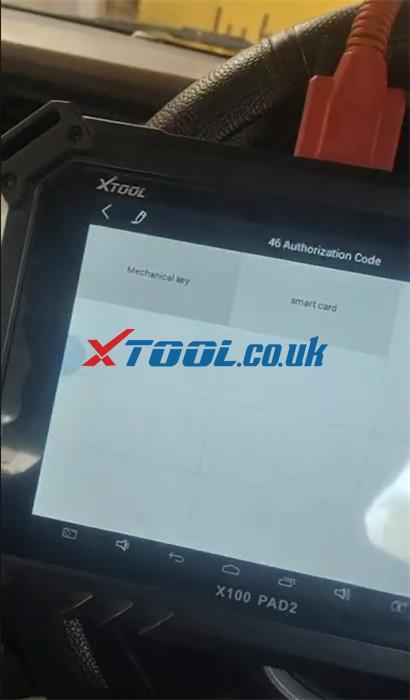 Xtool X100 Pad2 Pro Program Hyundai I20 4