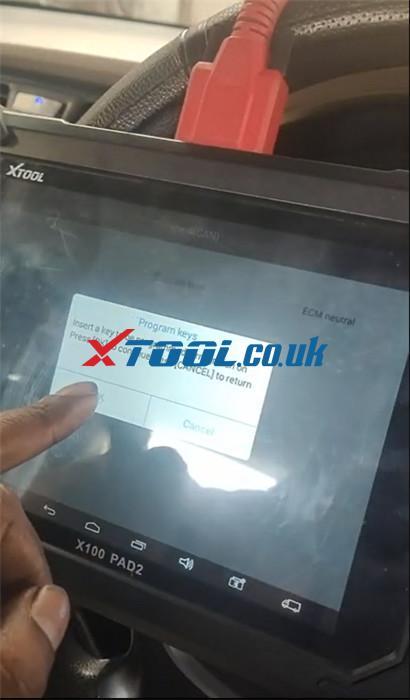 Xtool X100 Pad2 Pro Program Hyundai I20 9
