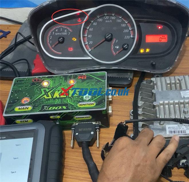 Xtool X100 Pad3 Program Mazda Type 5 10