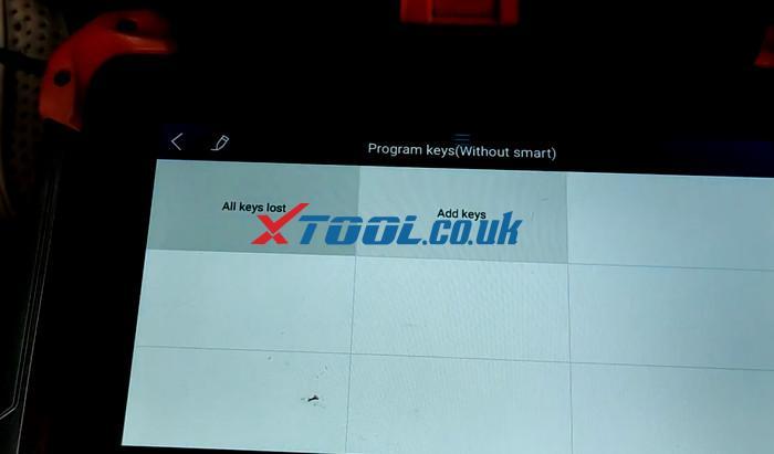 X100 Pad Program 2016 Chevy Cruze 4