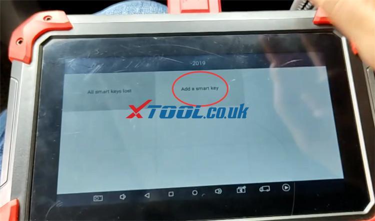 X100 Pad Program 2016 Ford Ecosport 3