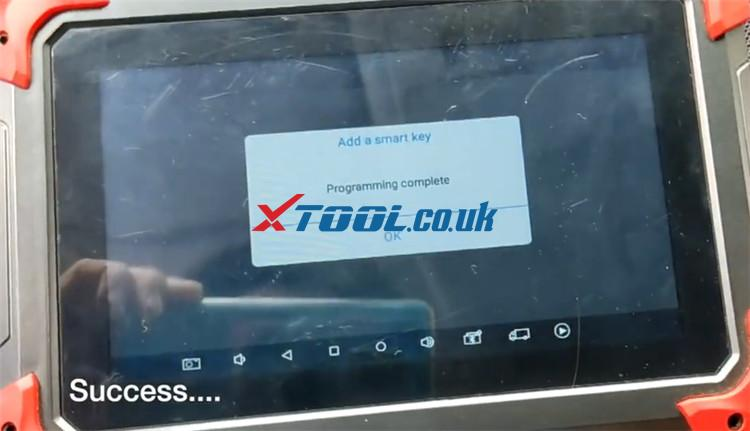 X100 Pad Program 2016 Ford Ecosport 7