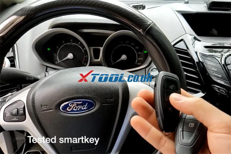 X100 Pad Program 2016 Ford Ecosport 8