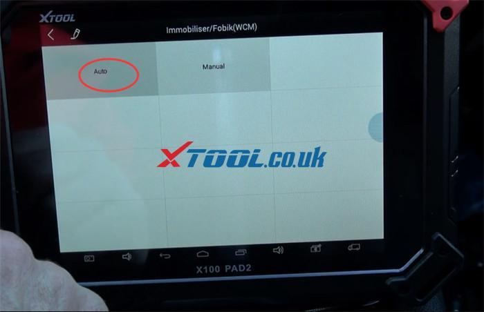 X100 Pad2 Pro Program 2013 Dodge Grand Caravan 3
