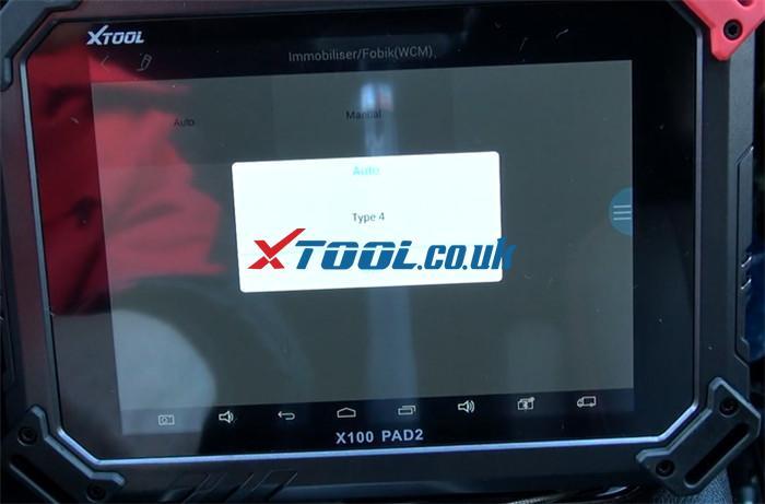 X100 Pad2 Pro Program 2013 Dodge Grand Caravan 4