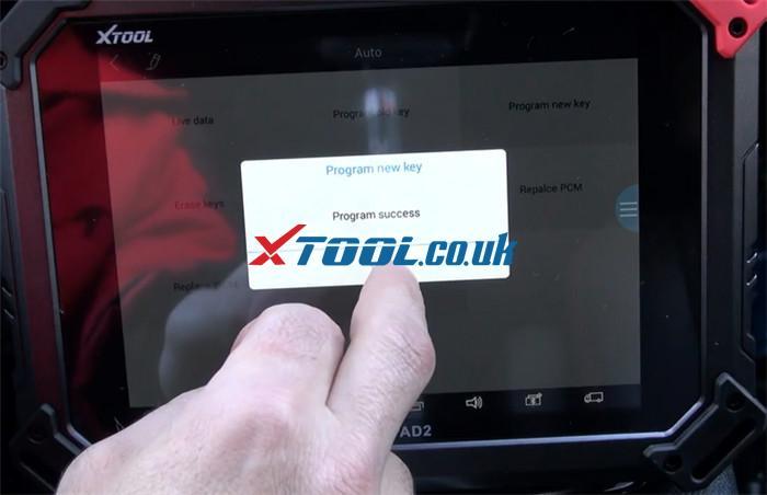 X100 Pad2 Pro Program 2013 Dodge Grand Caravan 8