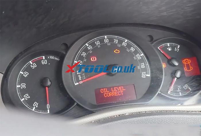 X100 Pad2 Pro Program 2015 Vauxhall Movano 8