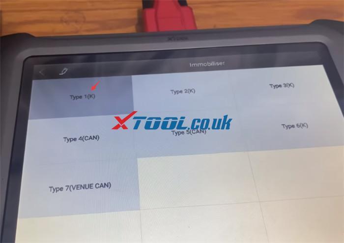 X100 Pad3 Program Hyundai Santro Xing 6