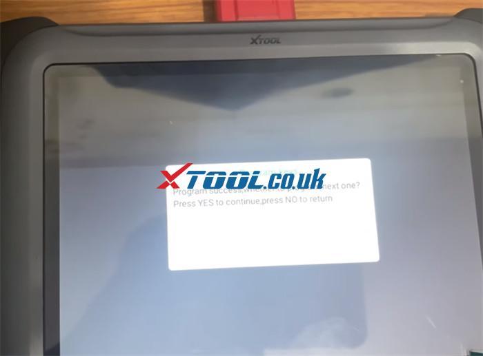X100 Pad3 Program Hyundai Santro Xing 9
