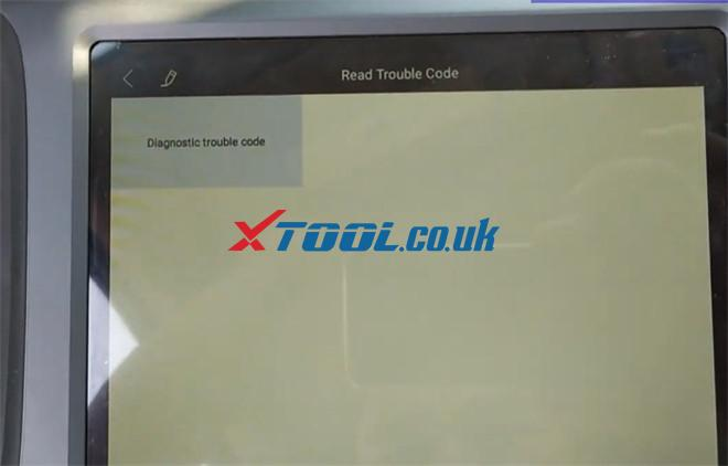 Xtool X100 Pad3 Solve Chevy Avalanche P0300 Trouble 6