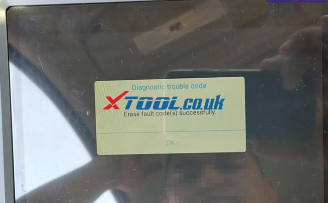 Xtool X100 Pad3 Solve Chevy Avalanche P0300 Trouble 8