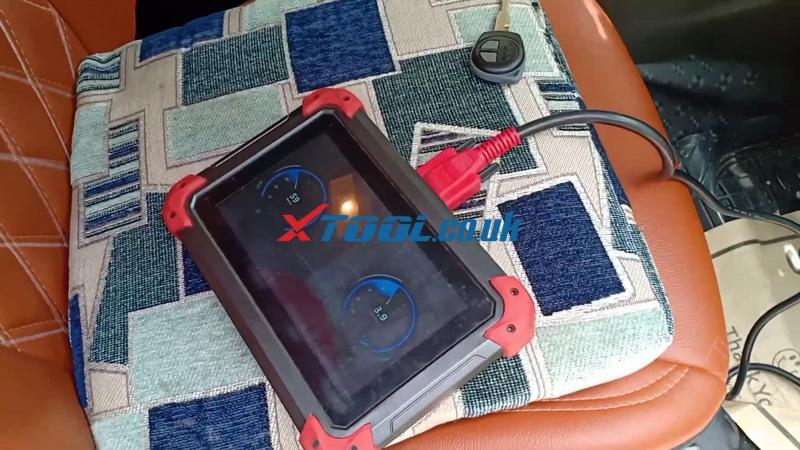 Suzuki Baleno AKL Or ADD Key Programming By Xtool PAD 00