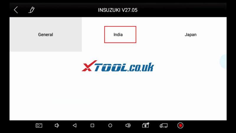 Suzuki Baleno AKL Or ADD Key Programming By Xtool PAD 06
