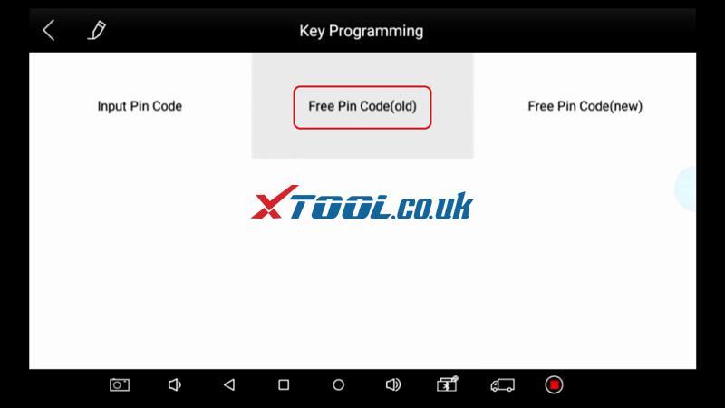Suzuki Baleno AKL Or ADD Key Programming By Xtool PAD 12