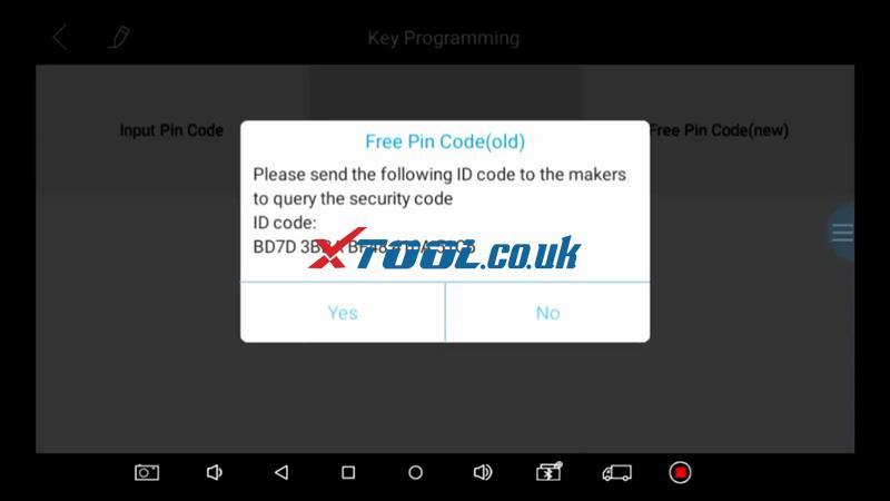 Suzuki Baleno AKL Or ADD Key Programming By Xtool PAD 13