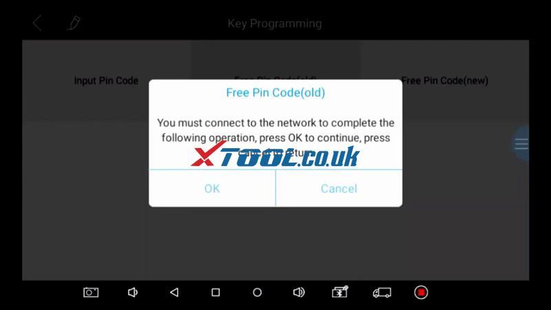 Suzuki Baleno AKL Or ADD Key Programming By Xtool PAD 14