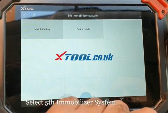 X100 Pad2 Pro Program Audi Q5 3