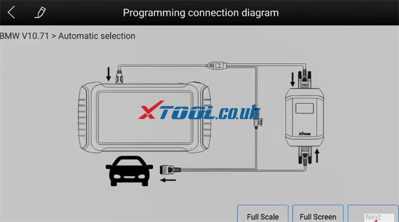 Xtool A80 Pro Bmw Online Ecu Program 4