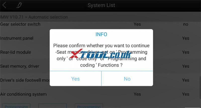 Xtool A80 Pro Bmw Online Ecu Program 7