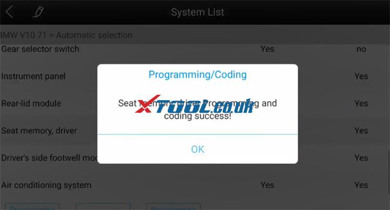 Xtool A80 Pro Bmw Online Ecu Program 8
