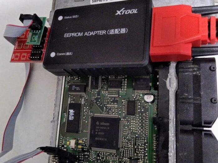 Xtool X100 Pad2 Eeprom 93c76 01