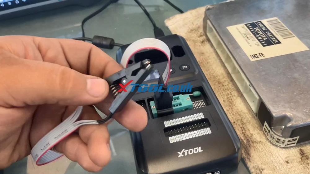 Xtool X100 Pad3 Se Reflash Toyota Lexus Ic900 93c56 Data 02