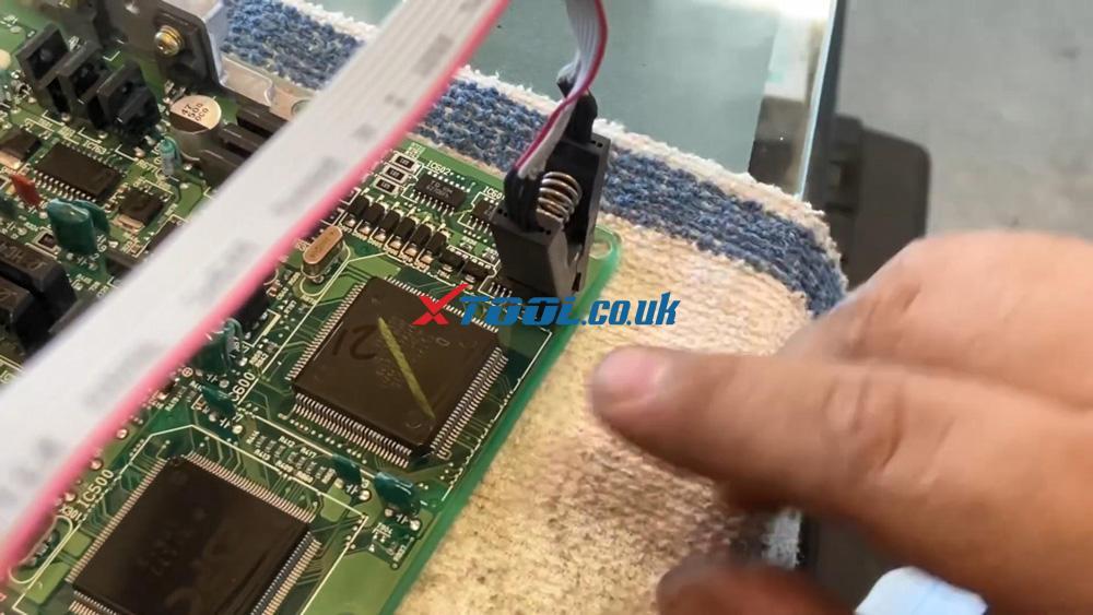 Xtool X100 Pad3 Se Reflash Toyota Lexus Ic900 93c56 Data 10