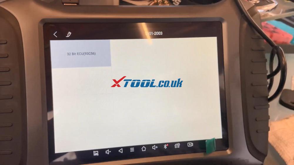 Xtool X100 Pad3 Se Reflash Toyota Lexus Ic900 93c56 Data 20