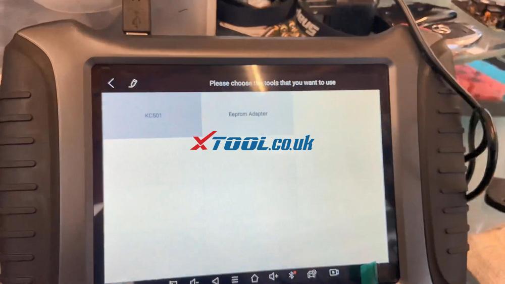 Xtool X100 Pad3 Se Reflash Toyota Lexus Ic900 93c56 Data 21