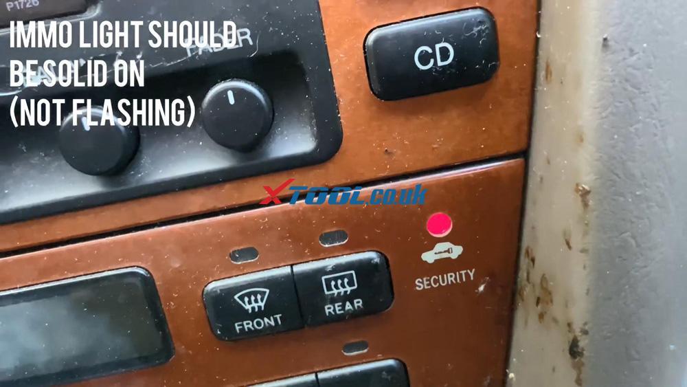 Xtool X100 Pad3 Se Reflash Toyota Lexus Ic900 93c56 Data 25