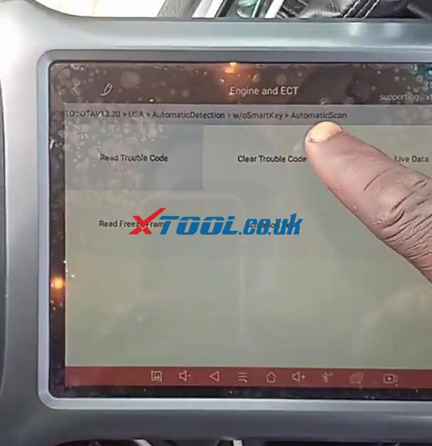 Xtool A80 Pro Turn Off The Check Engine Light 12
