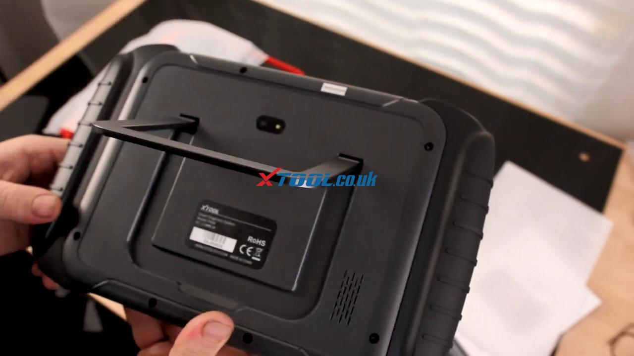 Xtool D8 Unboxing 05
